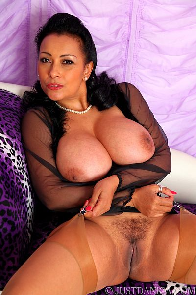 huge tit nylon: