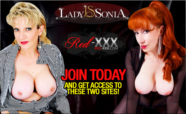 Lady Sonia and Redxxx special offer